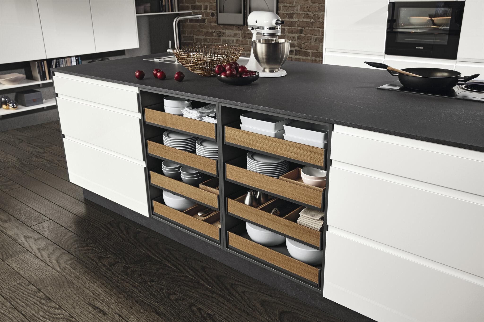 European Kitchen Cabinet Design Elements — Noblessa USA