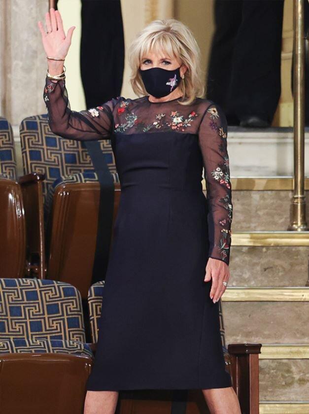 Jill Biden dress.JPG