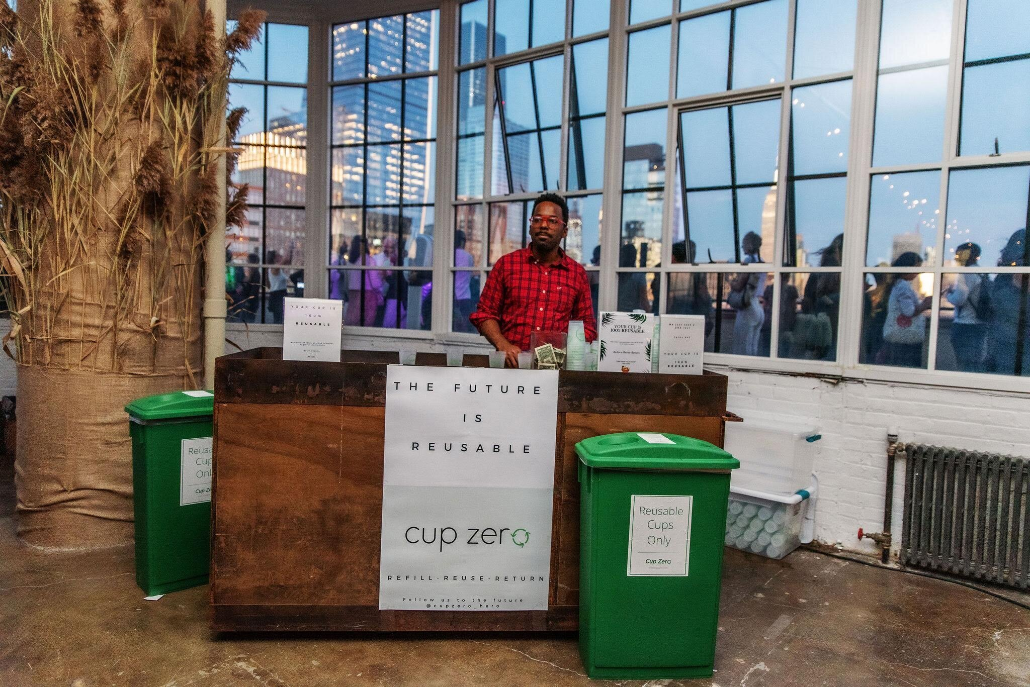 With logistics, collection points, and washing included, going zero waste has never been easier. -