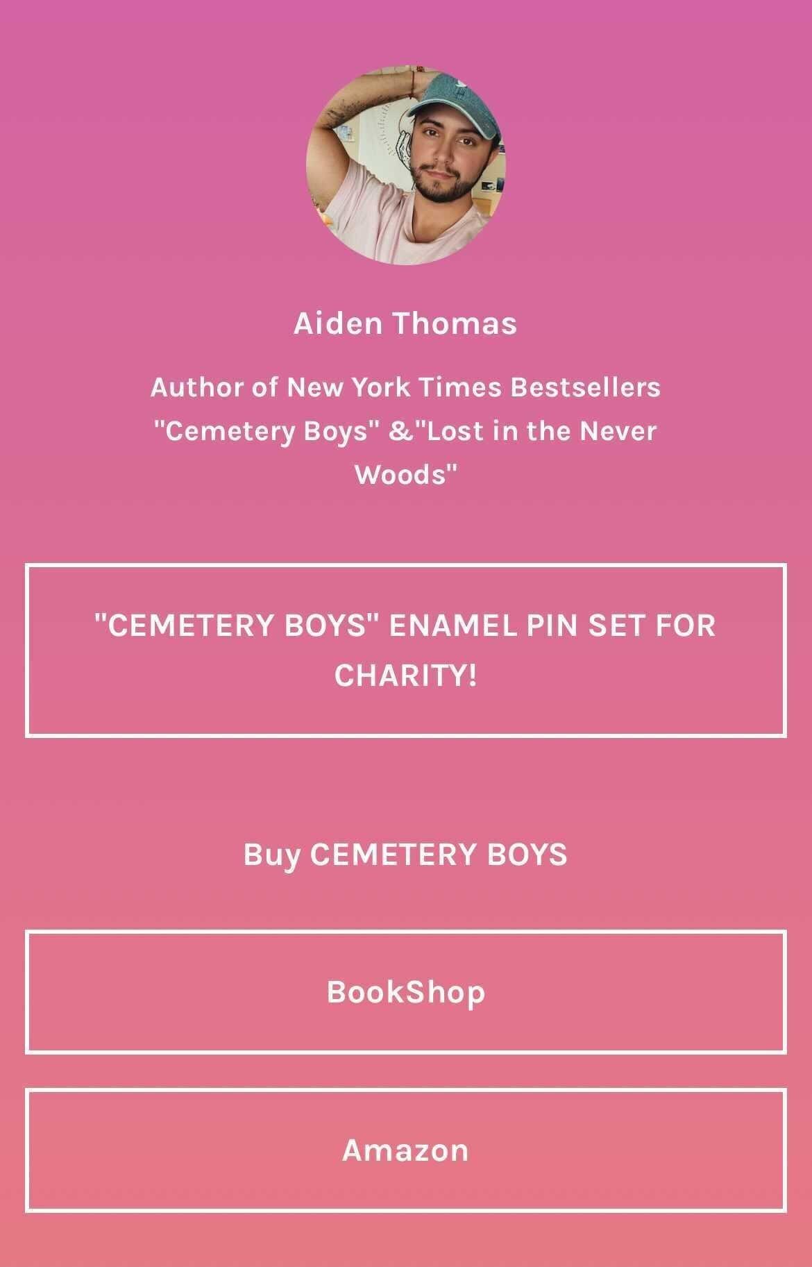 Book Launch Survival Guide — Aiden Thomas