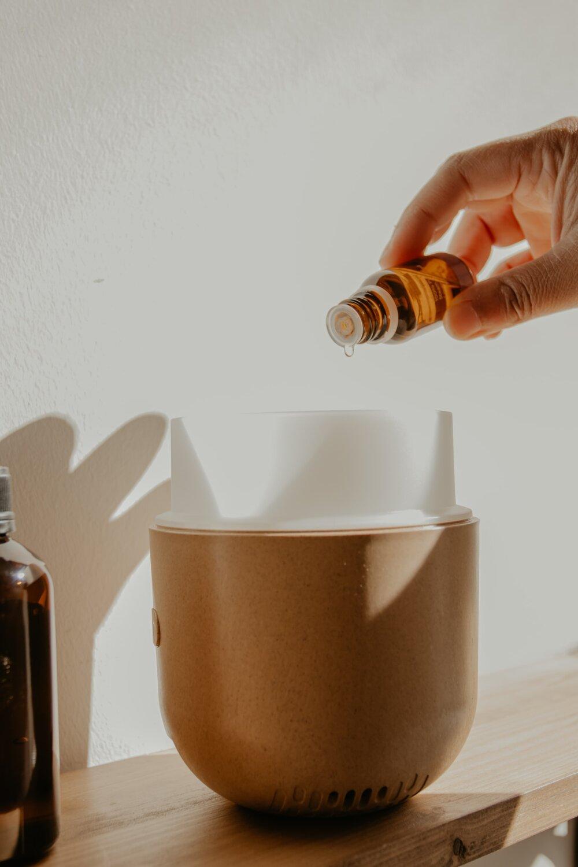 Diffuser essential oils