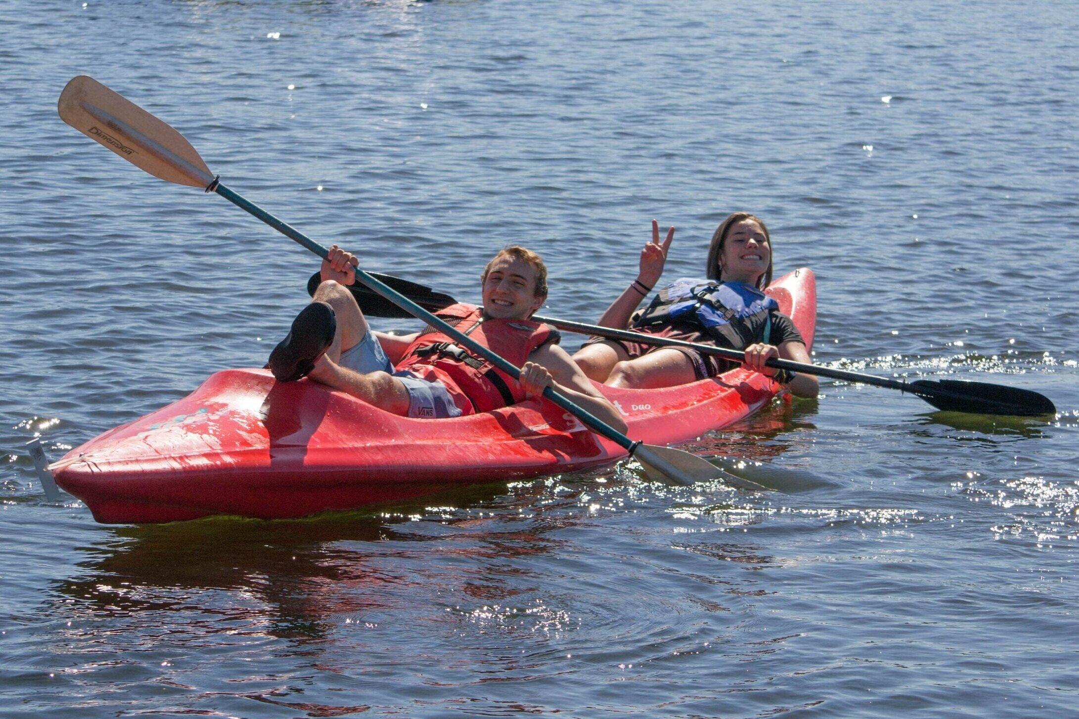 Lafrançaise. Rencontre Touristique en canoë – kayak