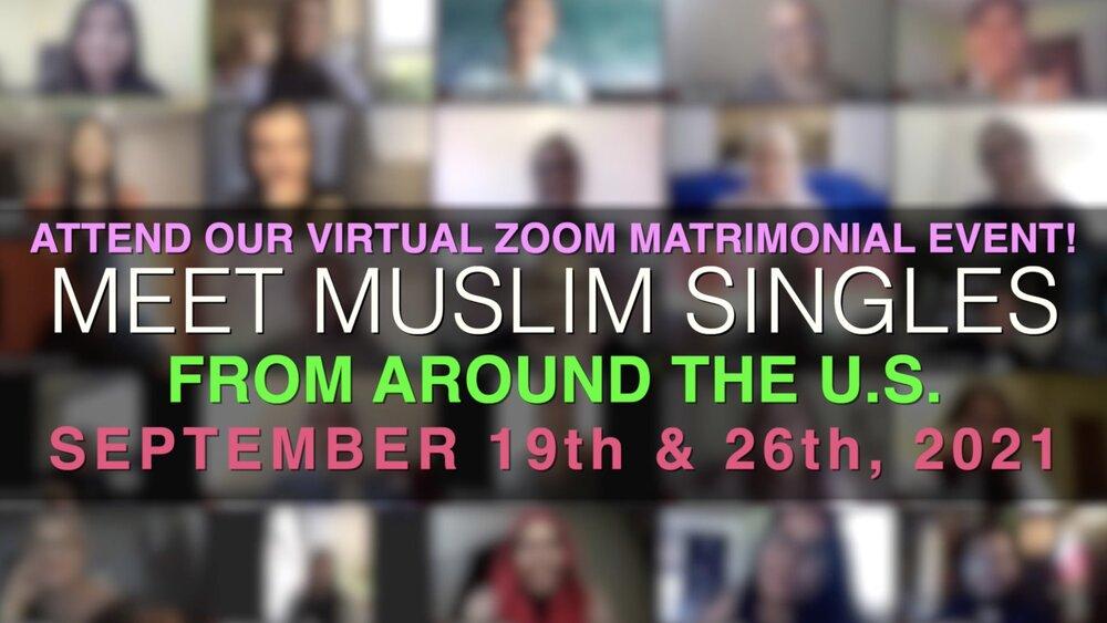 In muslim usa services matrimonial Single Muslim