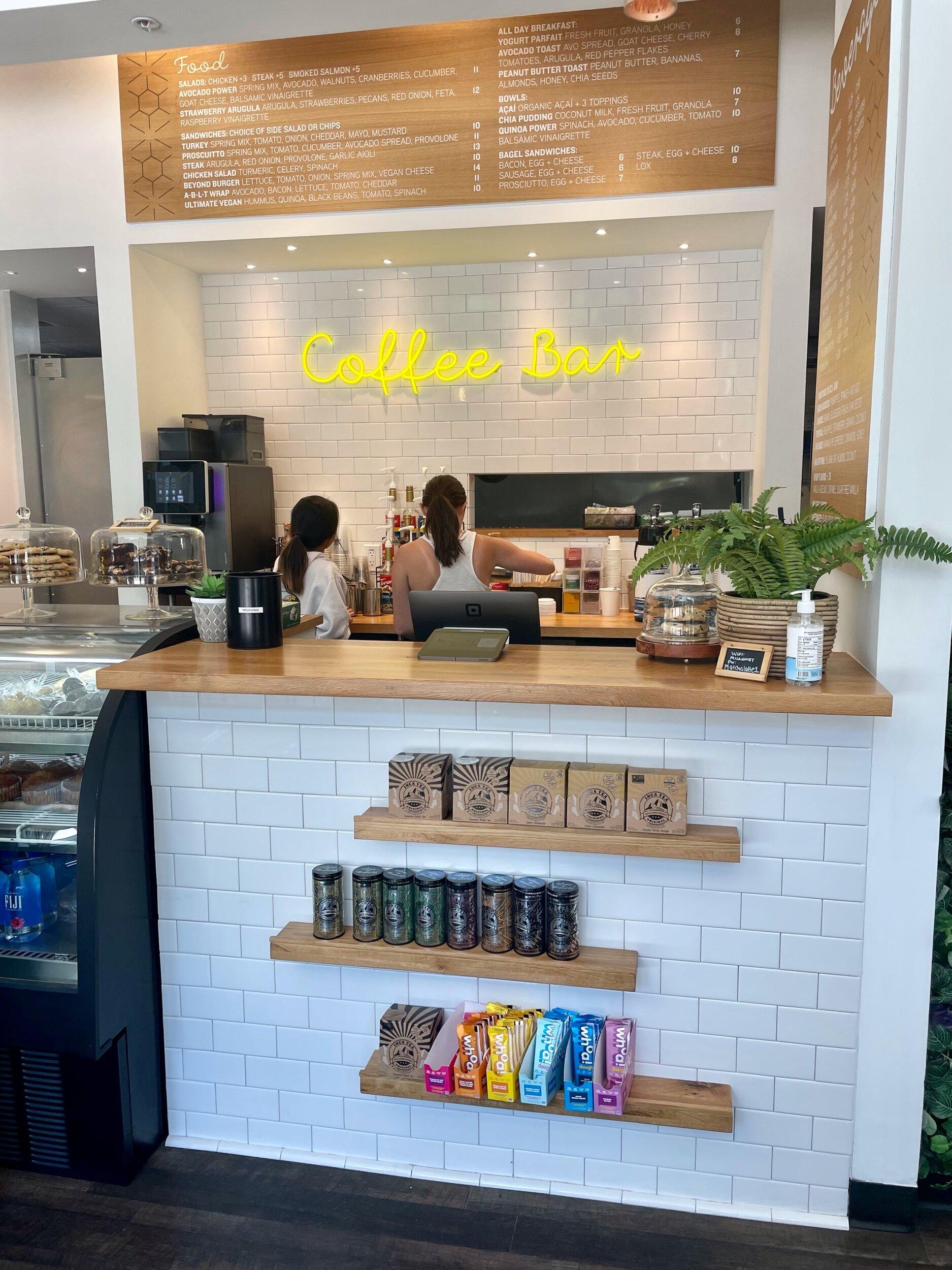Milk + Honey Cafe — JO DIFRANCO