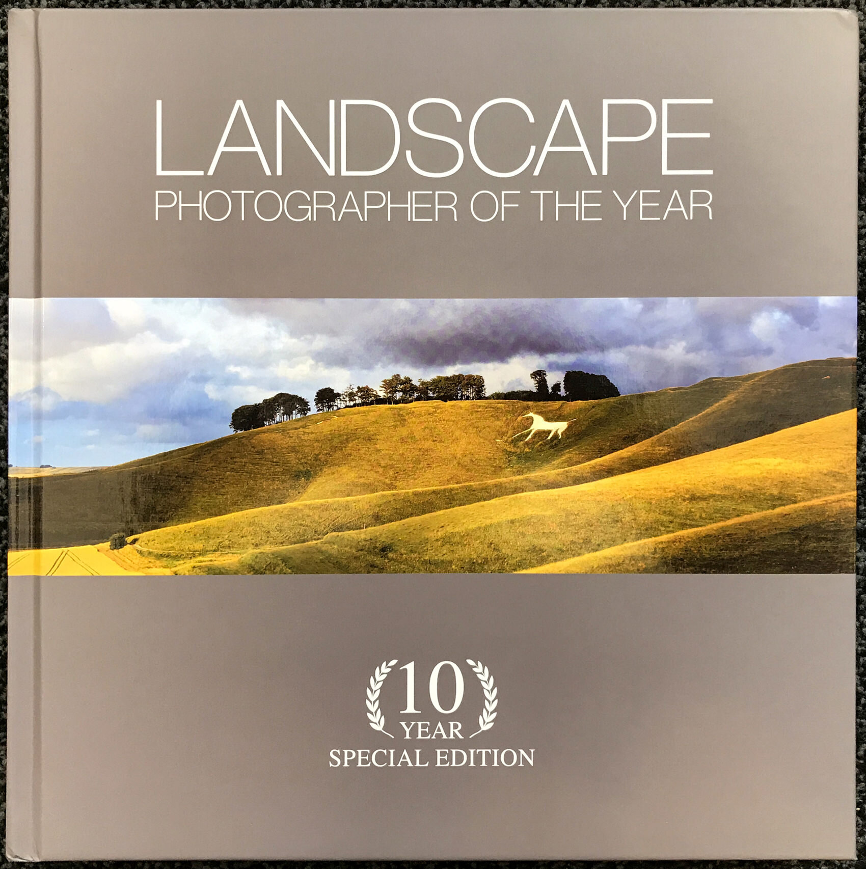 Landscape Photographer of the Year - 10 Year Special Edition - Cover