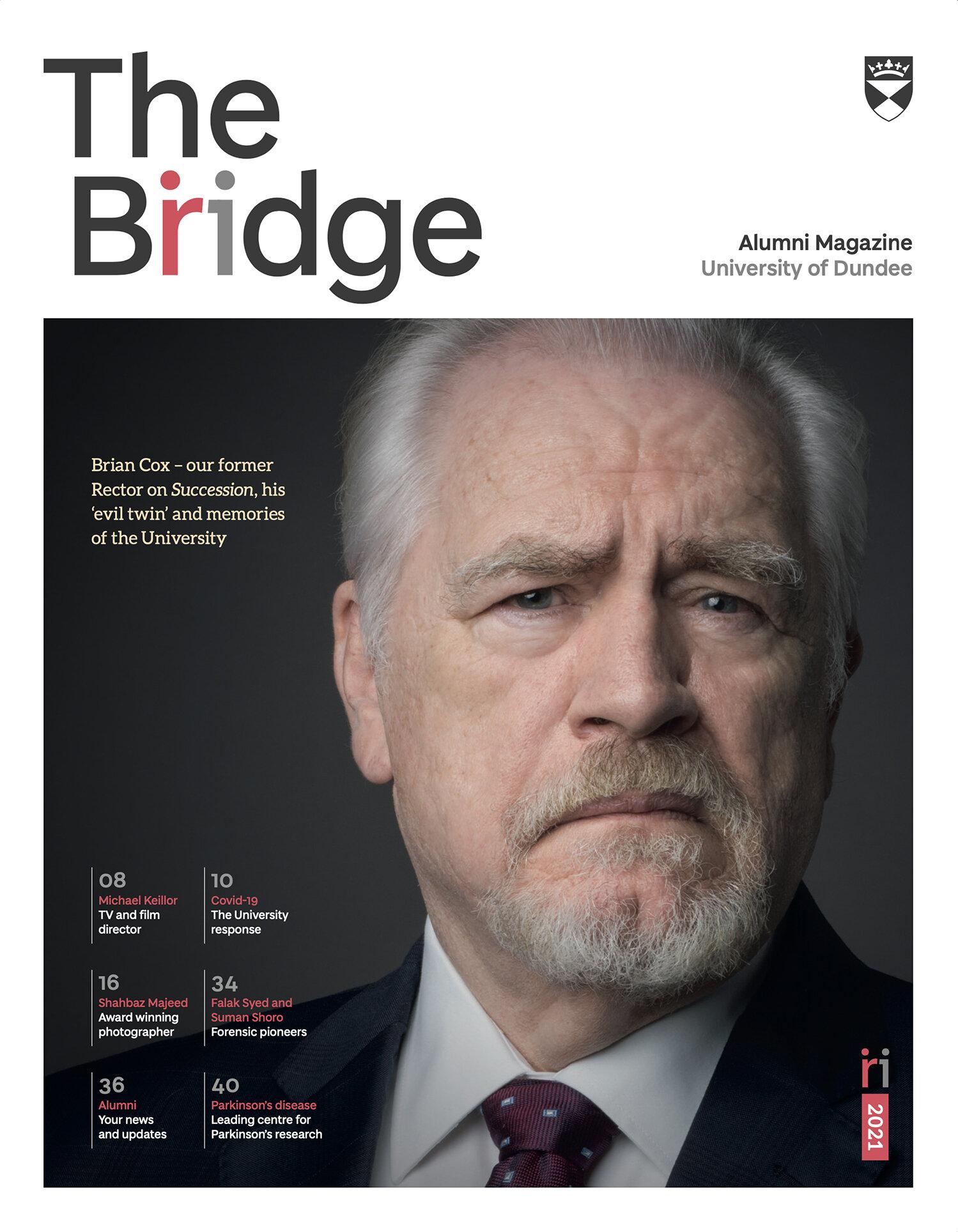 The Bridge Magazine 2021 (Cover)