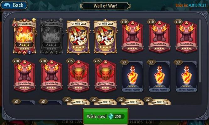 Lucky pull in BattleHand's Box Gacha.
