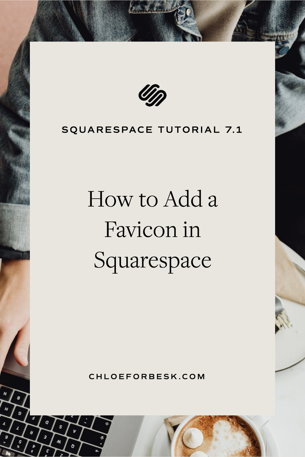 How to Add a Favicon in Squarespace — Chloë Forbes Kindlen