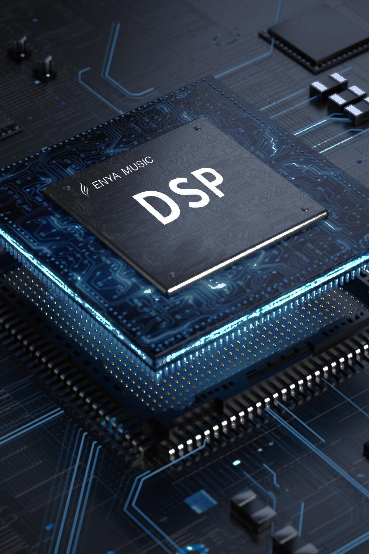 開創歷史的D1芯片與ES1智能音效系統 - 恩雅全新開發的D1新型DSP智能音效芯片搭載ES1音頻處理系統,使得NOVA GO同時擁有智能效果器、直播聲卡、藍牙音樂播放等功能。它將開啟恩雅原聲吉他智能新時代