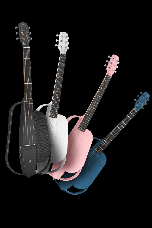 多彩可選 - NEXG提供了4種顏色,可供大家選擇:黑色、白色、藍色、粉色多彩選擇,炫彩心情