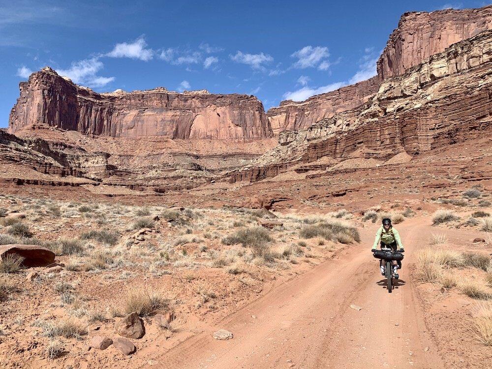 2021 Biking Goals Update - Bikepacking the White Rim & Feeling Strong!