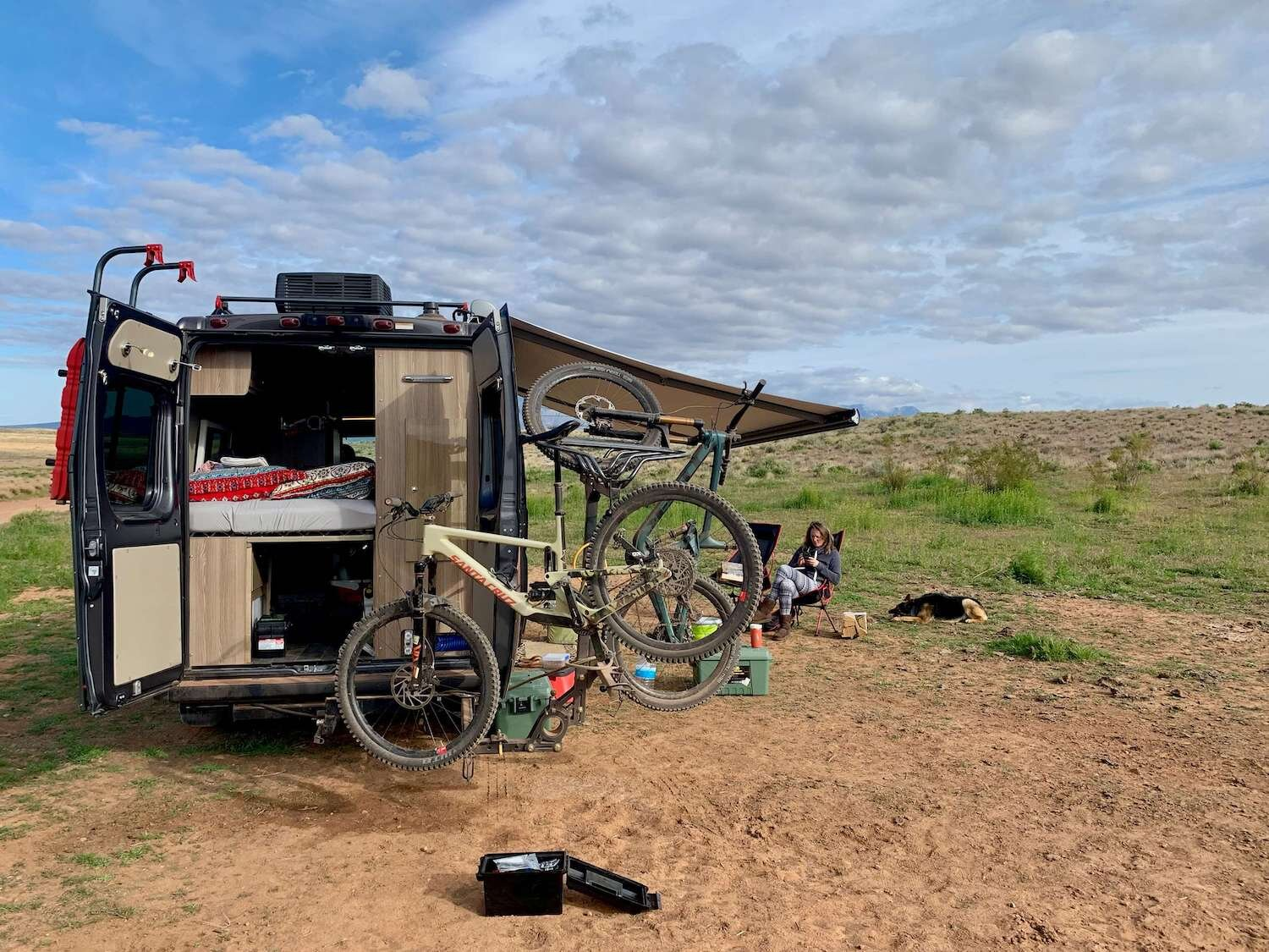 Important Considerations For Mountain Bike Vans & 5 Adventure-Ready Examples