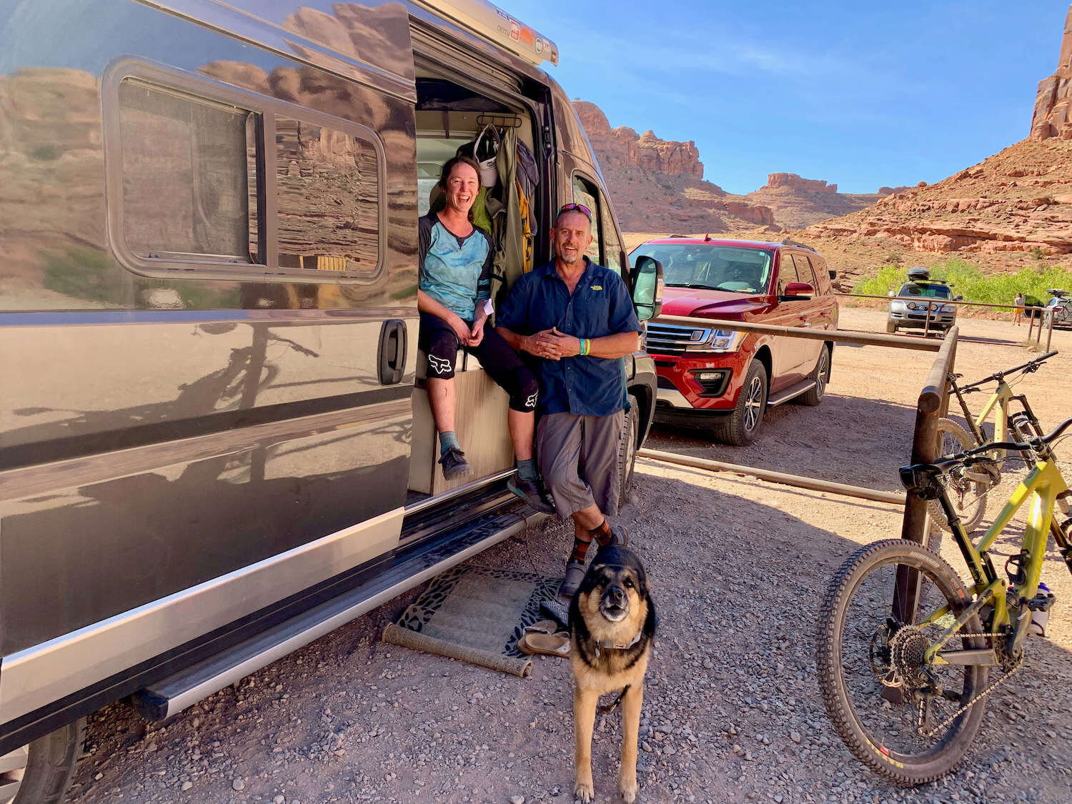 10 Months & 23,000 Miles: Making the most of Our 2020 Travato Named Bandit