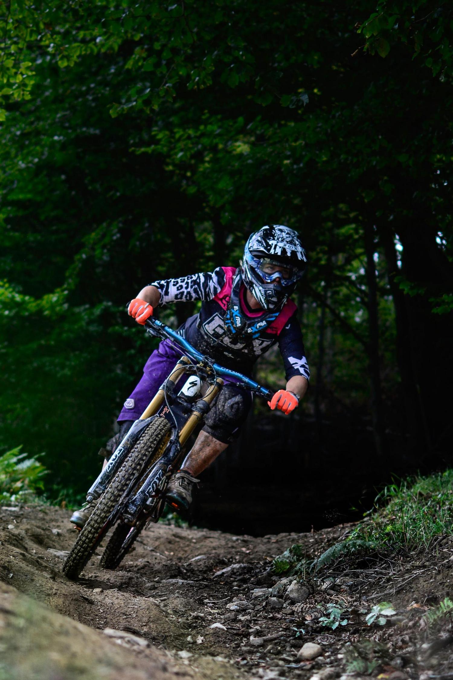 Racing Pro: My first mountain bike race ever