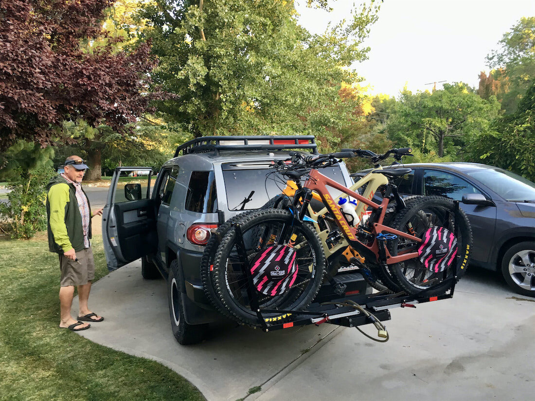 Learn about different bike rack types for your car from platform racks to hanging racks and more. Plus find a few tips on how to choose the best one for you.