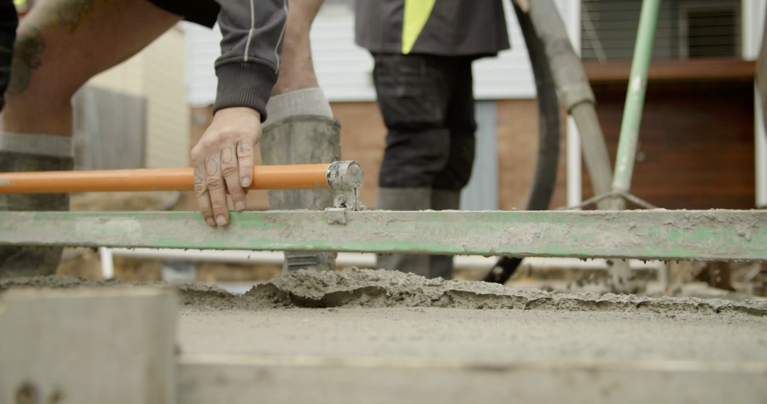 1. Select your order  - You know what concrete mix your jobs needs.Rather than calling around, we bring all the mixes available from suppliers to one place. You'll see all the options of strength, slump, aggregate or if you need any oxides, just select what you need.